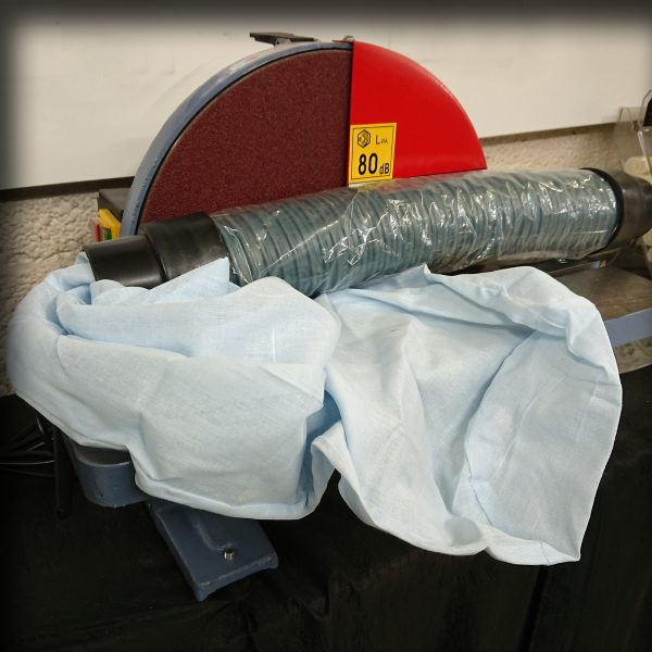 Disksliper Oppsamlingspose