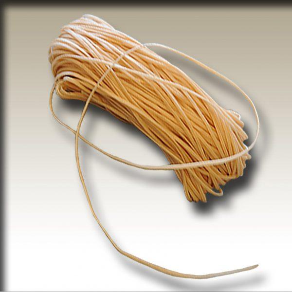 Flettet lintråd