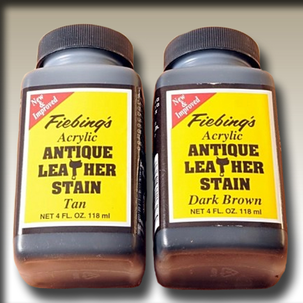 Antik finish Leather Stain