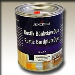 Junckers olje