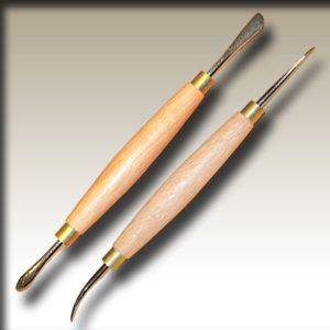 Skje og spatula