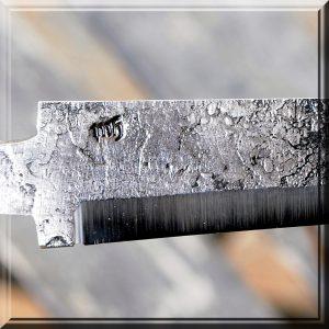 Sameknivblad råsmidd