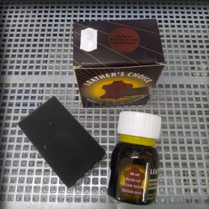 Leather's Choice 40ml Gulbrun