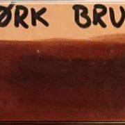 Leather's Choice Mørkbrun