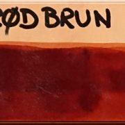 Leather's Choice Rødbrun