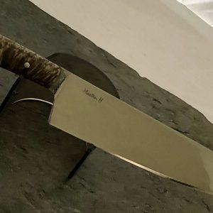 Kokkekniv med valbjerk