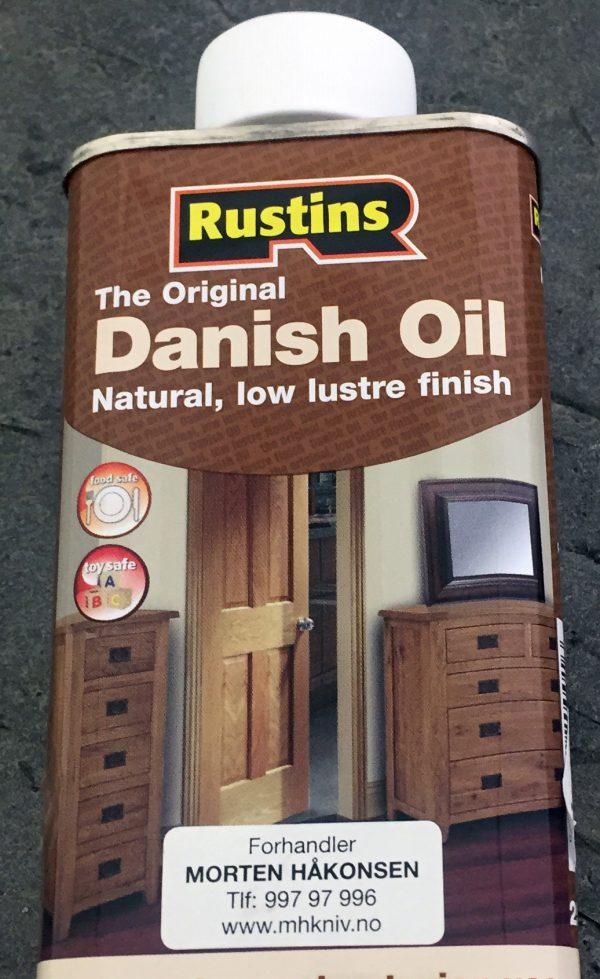 Tre behandling Danich oil